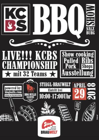 KCBS BBQ SHOW SALZBURG 2018 WEB